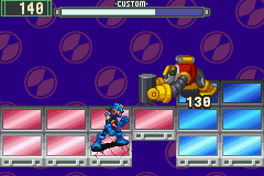 Megaman Battle Network - Kinda looks like a key. - User Screenshot
